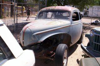 1940 Mercury 2 Dr Sedan photo