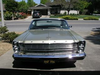 1966 Ford Fairlane 500 4.  7l photo