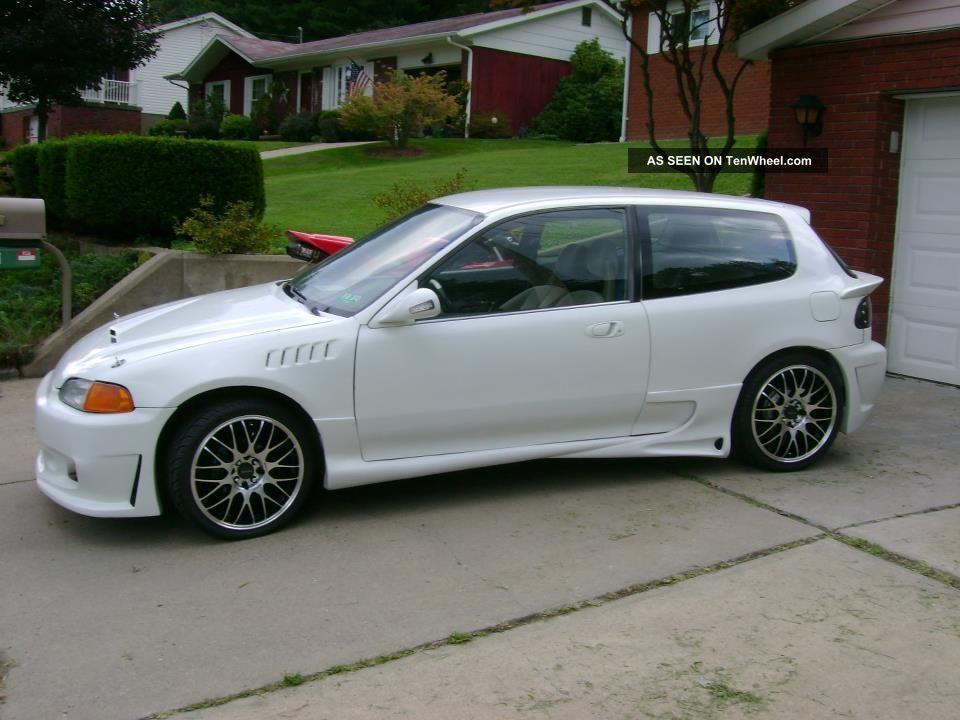 Honda Civic Dx Hatchback Door L Lgw