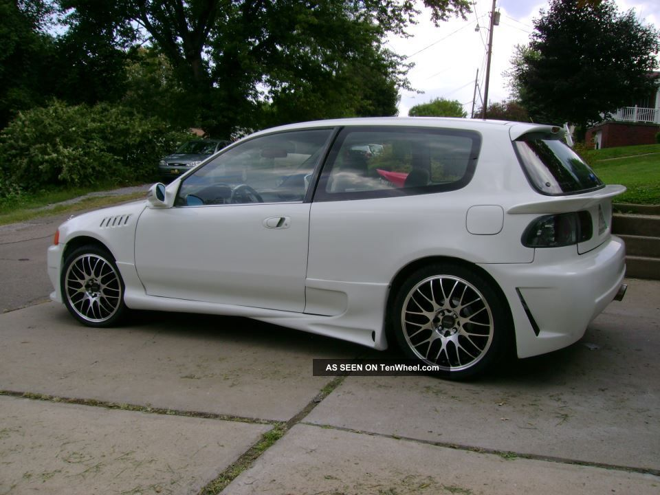 1993 honda civic dx hatchback 3 door 1 5l for 1993 honda civic window trim