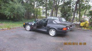 1994 Mercedes - Benz Sl320 Base Convertible 2 - Door 3.  2l photo