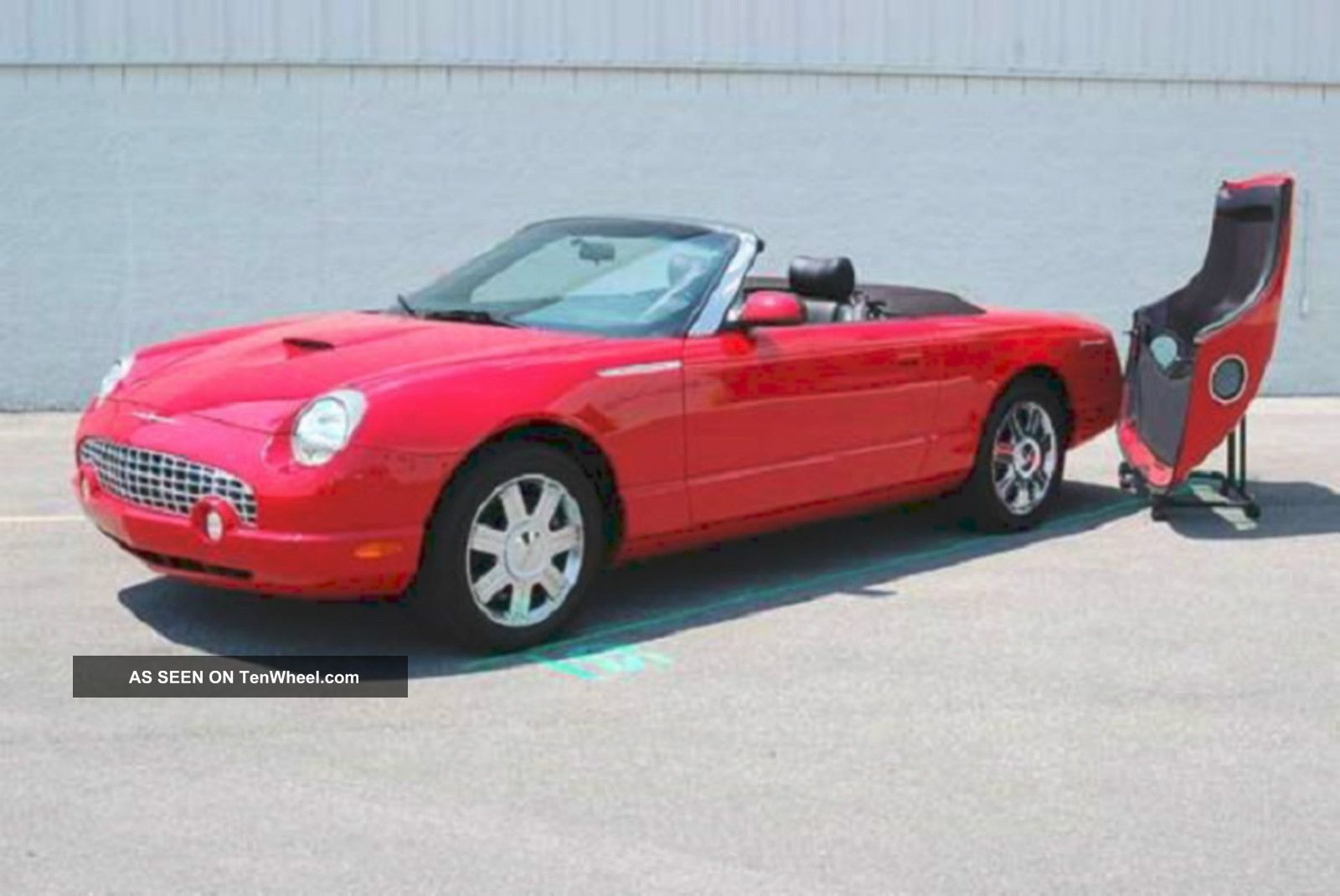 2005 Ford Thunderbird 50th Anniversary Edition Convertible 2 Door 3 9l