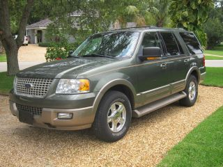 2004 Ford Expedition Eddie Bauer Florida Excellent Cond.  Make Offer photo