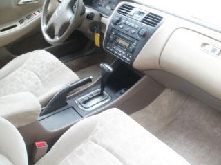 2001 Honda Accord Ex Sedan 4 - Door 2.  3l photo