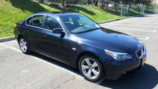2007 Bmw 530xi Base Sedan 4 - Door 3.  0l photo