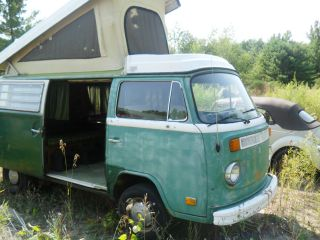 1978 Westfalia Bay Window Camper Bus photo