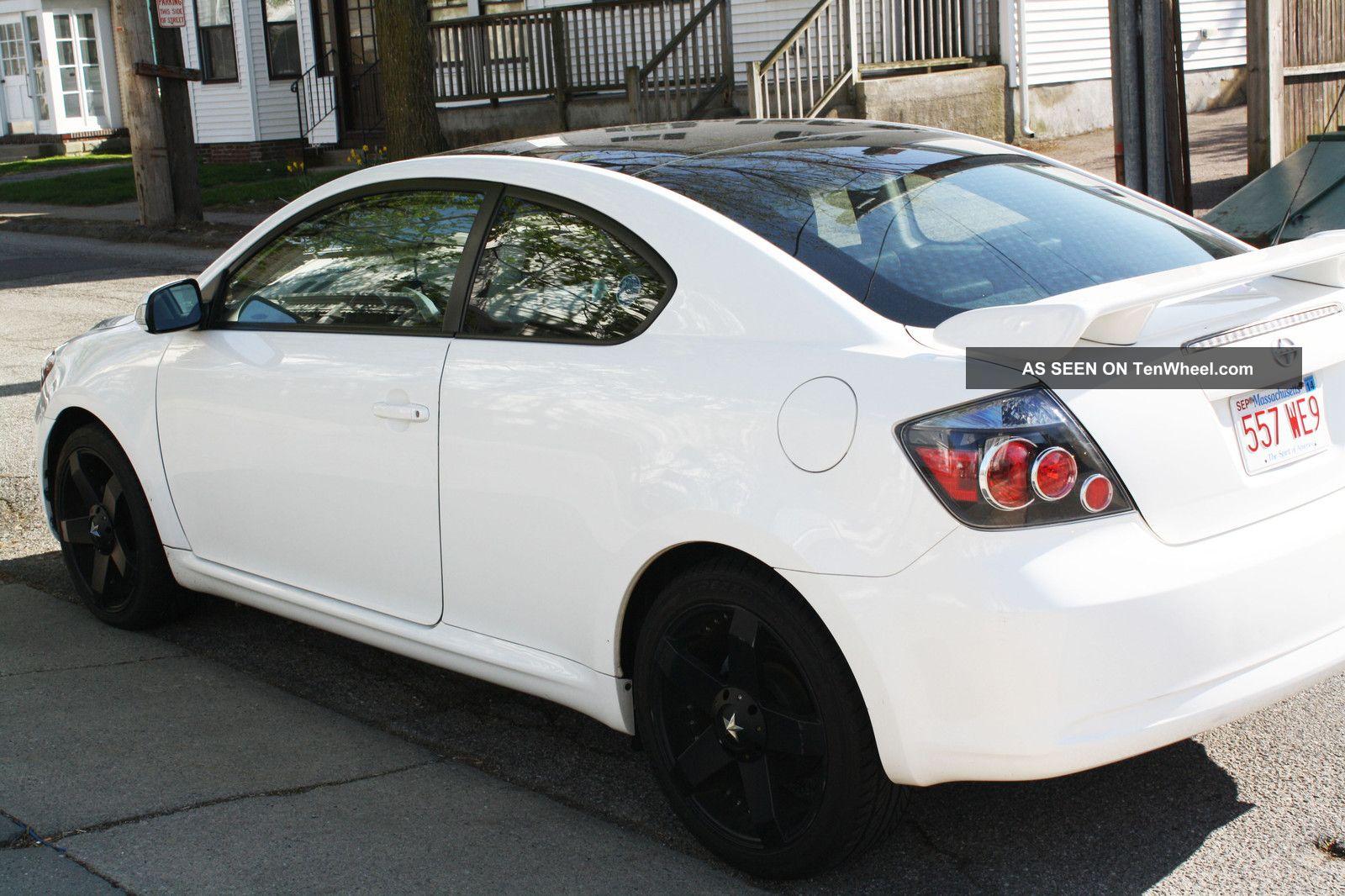 2010 scion tc base coupe 2 door 2 4l