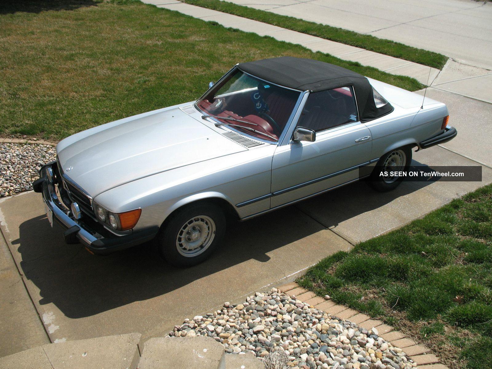 1979 mercedes benz 450sl base convertible 2 door 4 5l for 4 door convertible mercedes benz