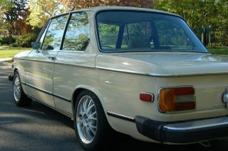 1974 Bmw 2002 Base Sedan 2 - Door 2.  0l photo