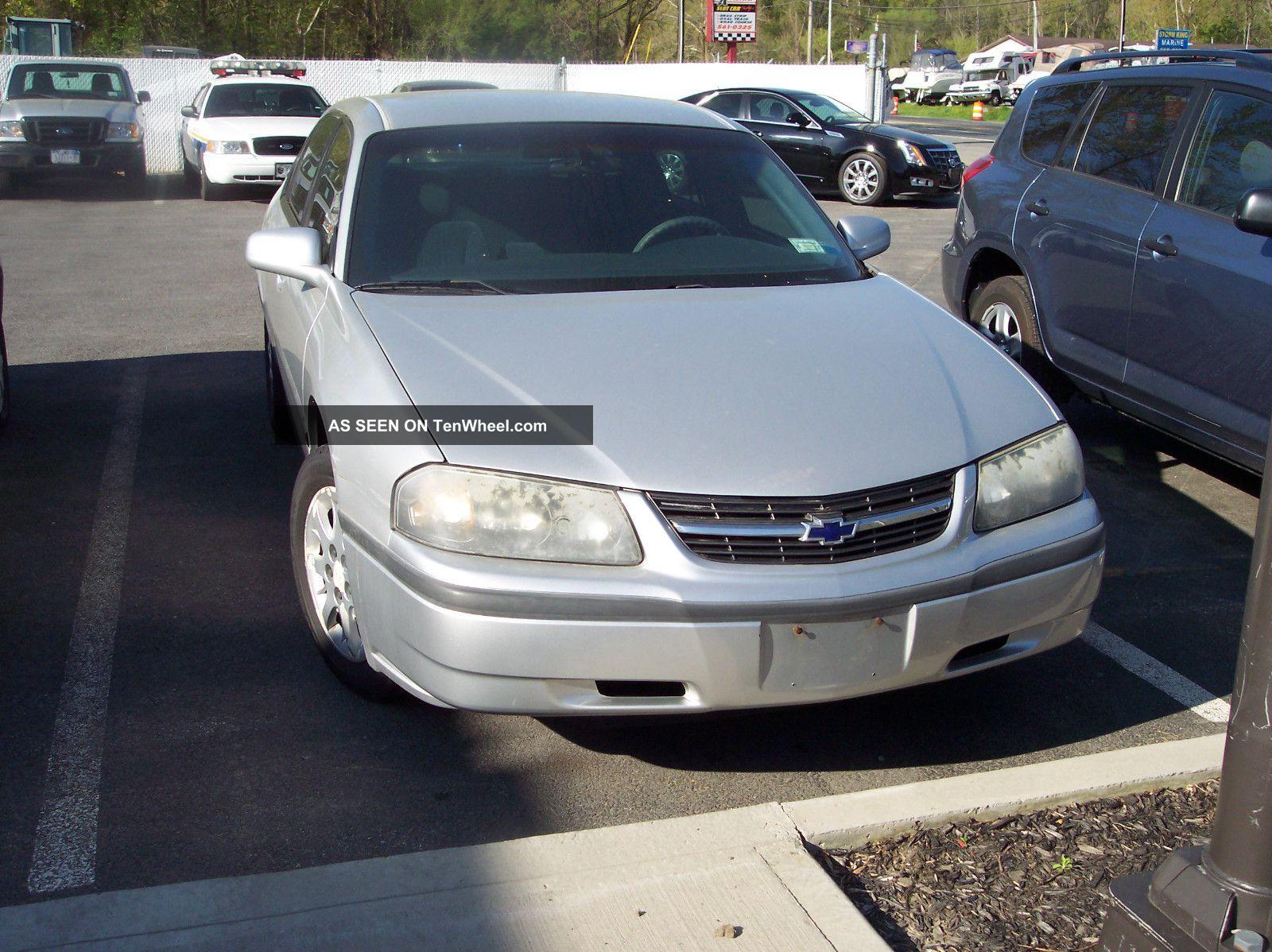 2000 Chevrolet Impala Base Sedan 4 - Door 3.  4l Impala photo