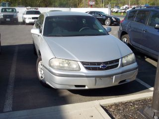 2000 Chevrolet Impala Base Sedan 4 - Door 3.  4l photo