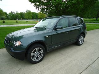 2005 Bmw X3 3.  0i Sport Utility 4 - Door 3.  0l photo