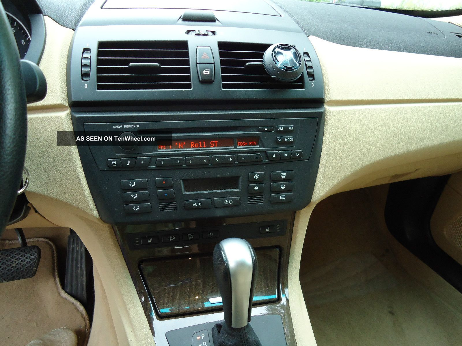 Kia Sportage Specs >> 2005 Bmw X3 3. 0i Sport Utility 4 - Door 3. 0l