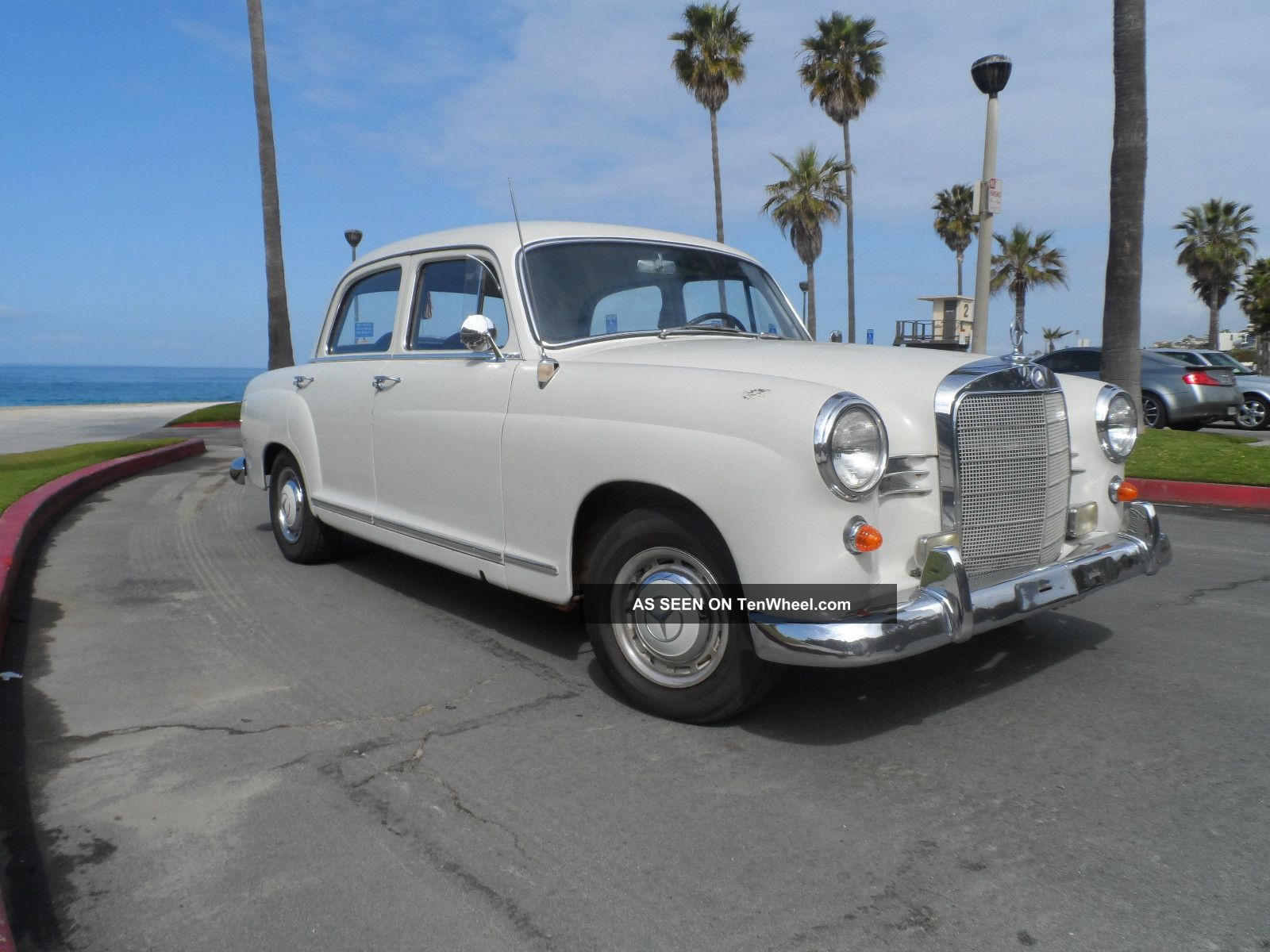 1961 mercedes benz 190db 190 diesel priced to sell. Black Bedroom Furniture Sets. Home Design Ideas