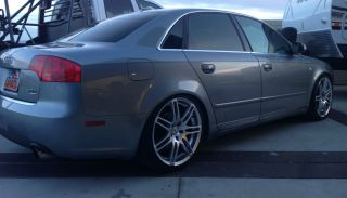 2005 Audi A4 Quattro Base Sedan 4 - Door 2.  0l photo