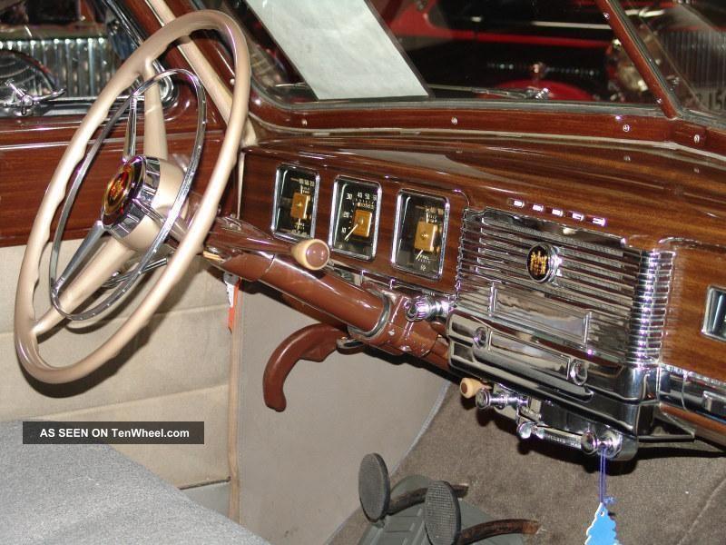 1949 Dodge Coronet Club Coupe
