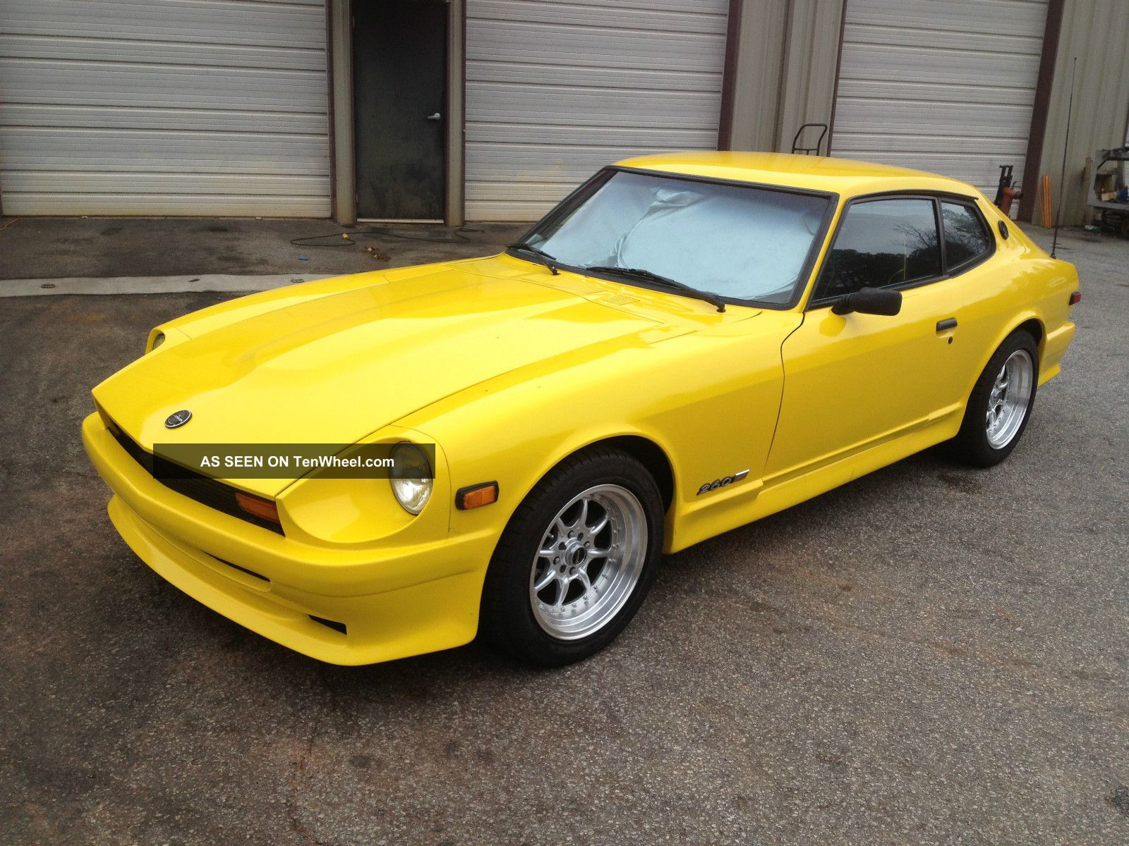 pin datsun 260 z wwwmotorsbroscom on pinterest. Black Bedroom Furniture Sets. Home Design Ideas