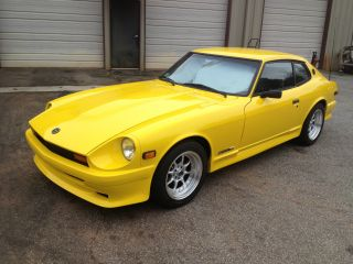1974 Datsun 260z 280z 240z Nissan Zcar Z Car photo