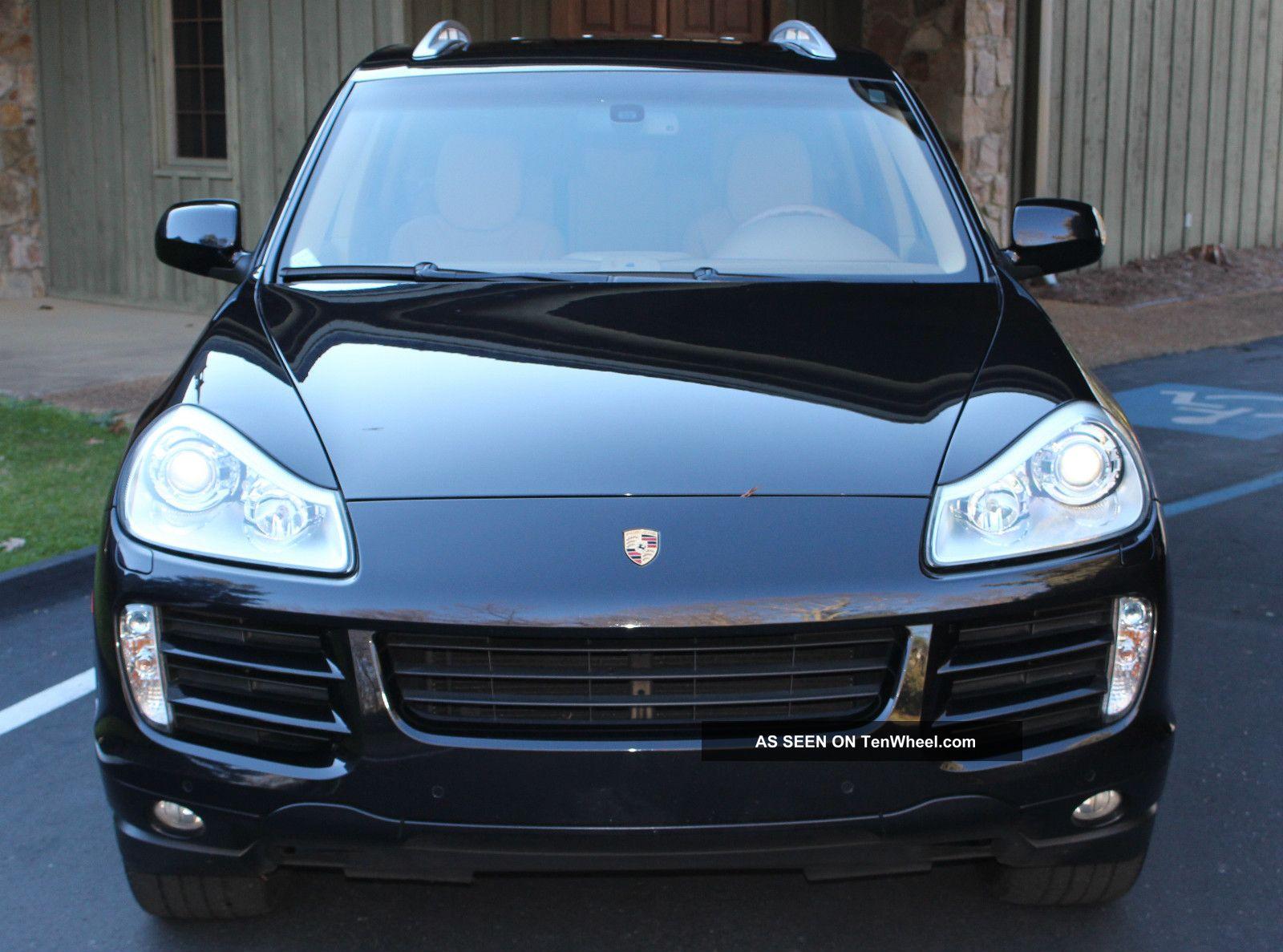 2008 Porsche Cayenne S Sport Utility 4 Door 4 8l