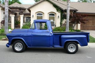 1957 Chevrolet Stepside Pickup - Short Bed - Hot Rod - 1955 - 1956 - 1958 - 1959 photo