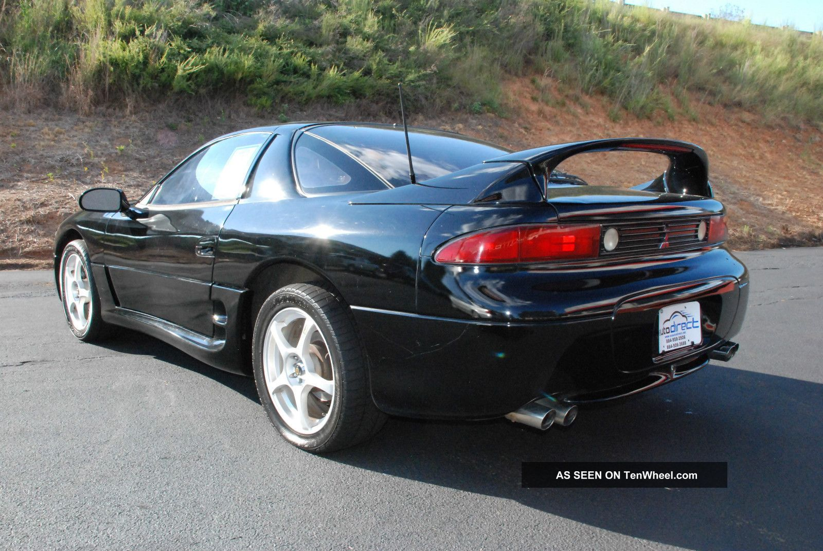 1999 mitsubishi 3000gt sl coupe 2 door 3 0l. Black Bedroom Furniture Sets. Home Design Ideas