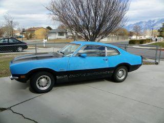 1971 Ford Maverick Grabber photo