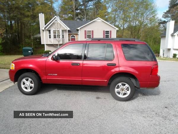 2005 ford explorer sport trac xlt sport utility 4 door 4 0l. Cars Review. Best American Auto & Cars Review