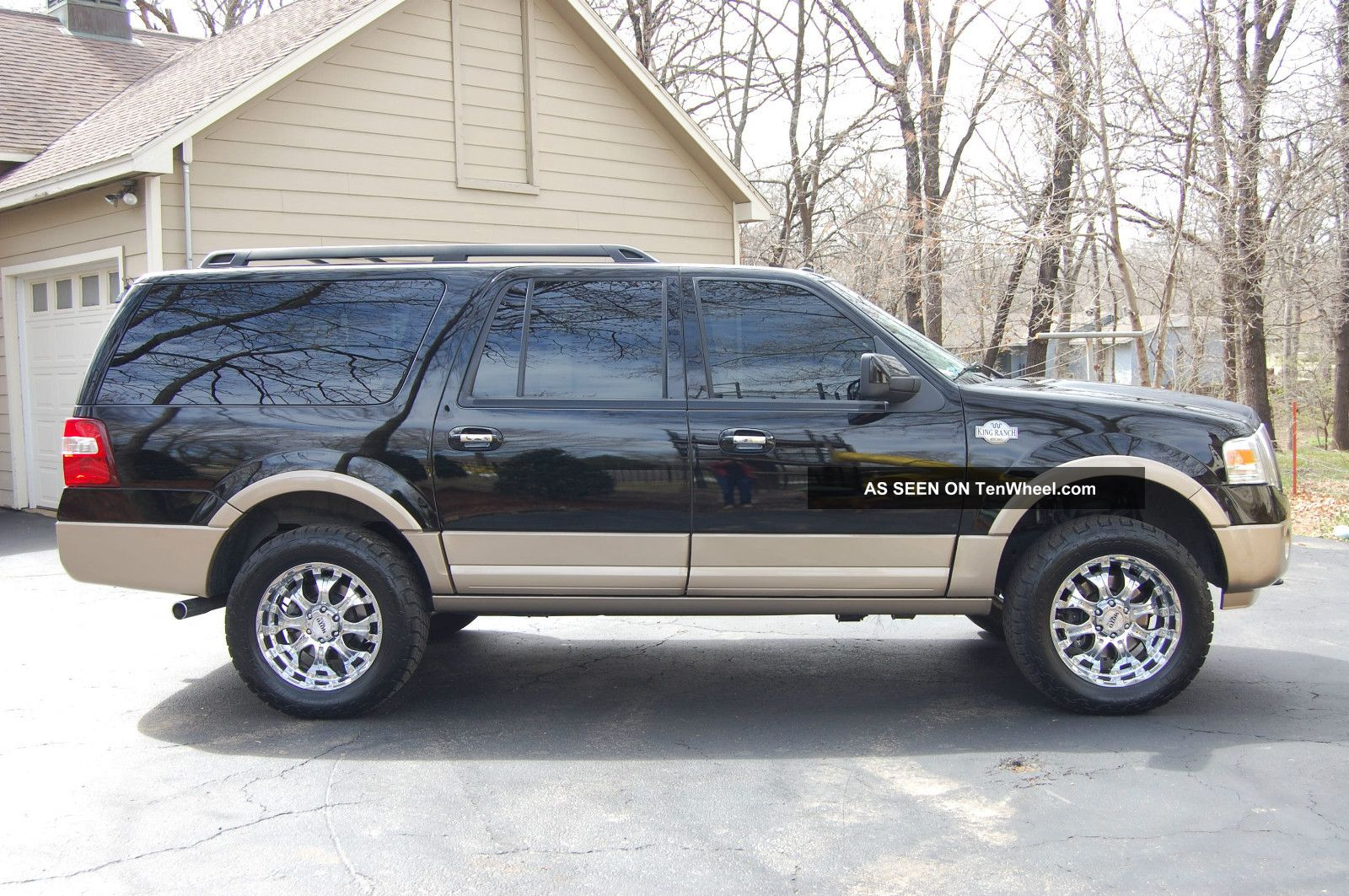2012 ford expedition el king ranch sport utility 4 door. Black Bedroom Furniture Sets. Home Design Ideas