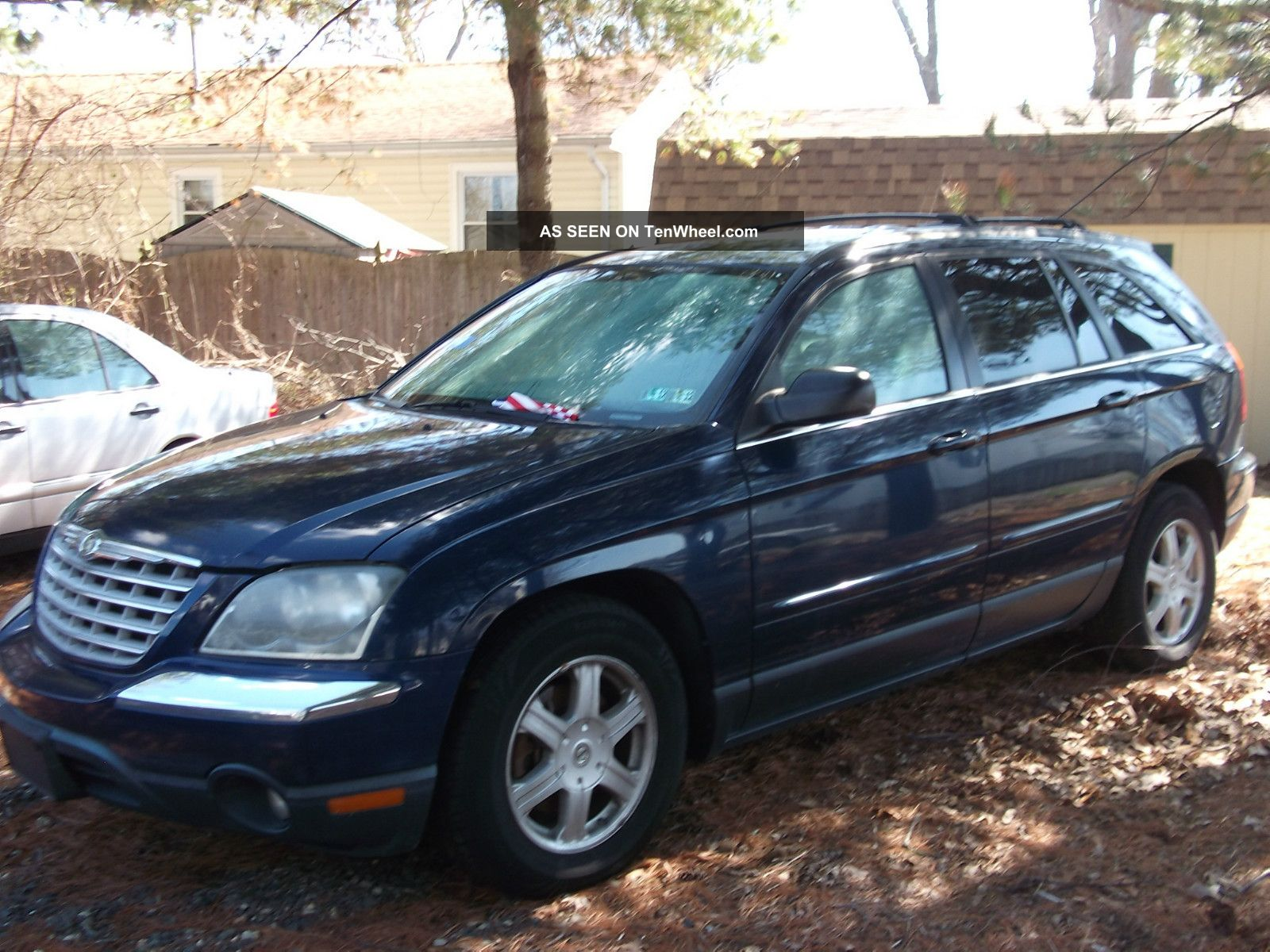 2004 chrysler pacifica base sport utility 4 door 3 5l pacifica. Cars Review. Best American Auto & Cars Review