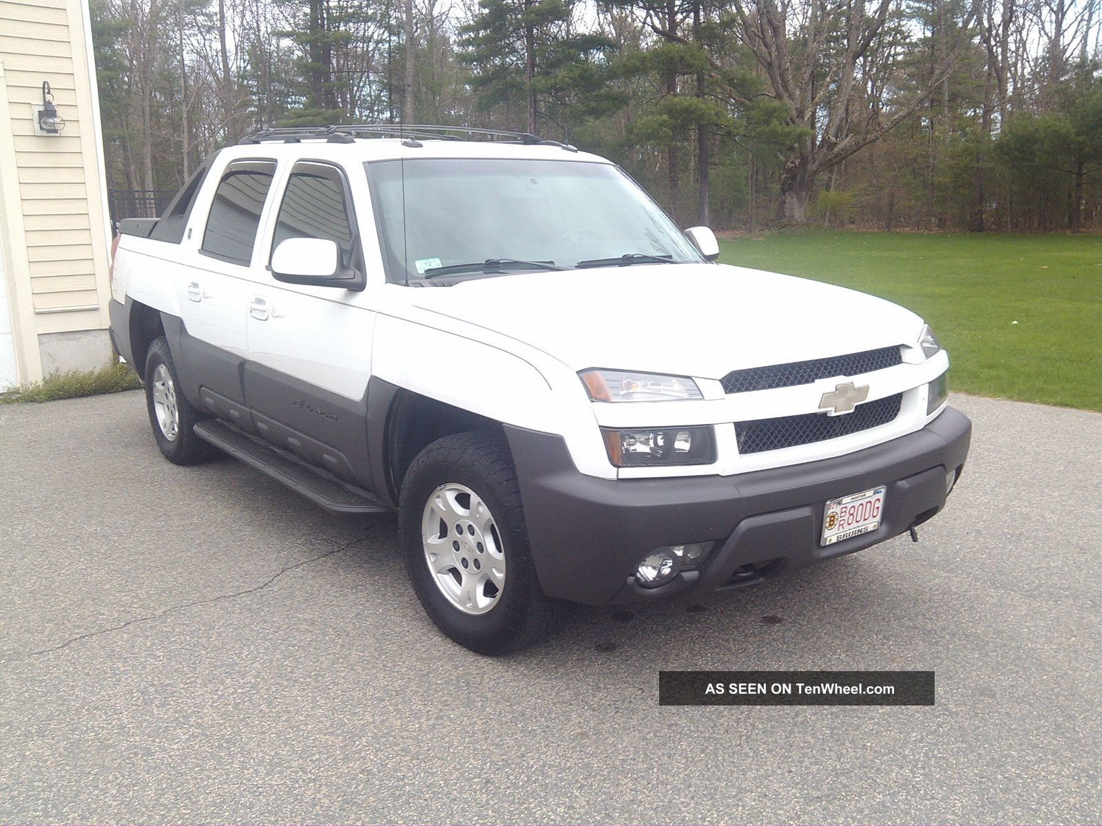 2003 chevrolet avalanche 1500 north face crew cab pickup 4. Black Bedroom Furniture Sets. Home Design Ideas