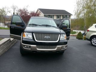 2003ford Expedition Eddie Bauer Sport Utility 4 - Door 5.  4l photo