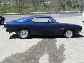 1968 Plymouth Barracuda Base 5.  2l photo