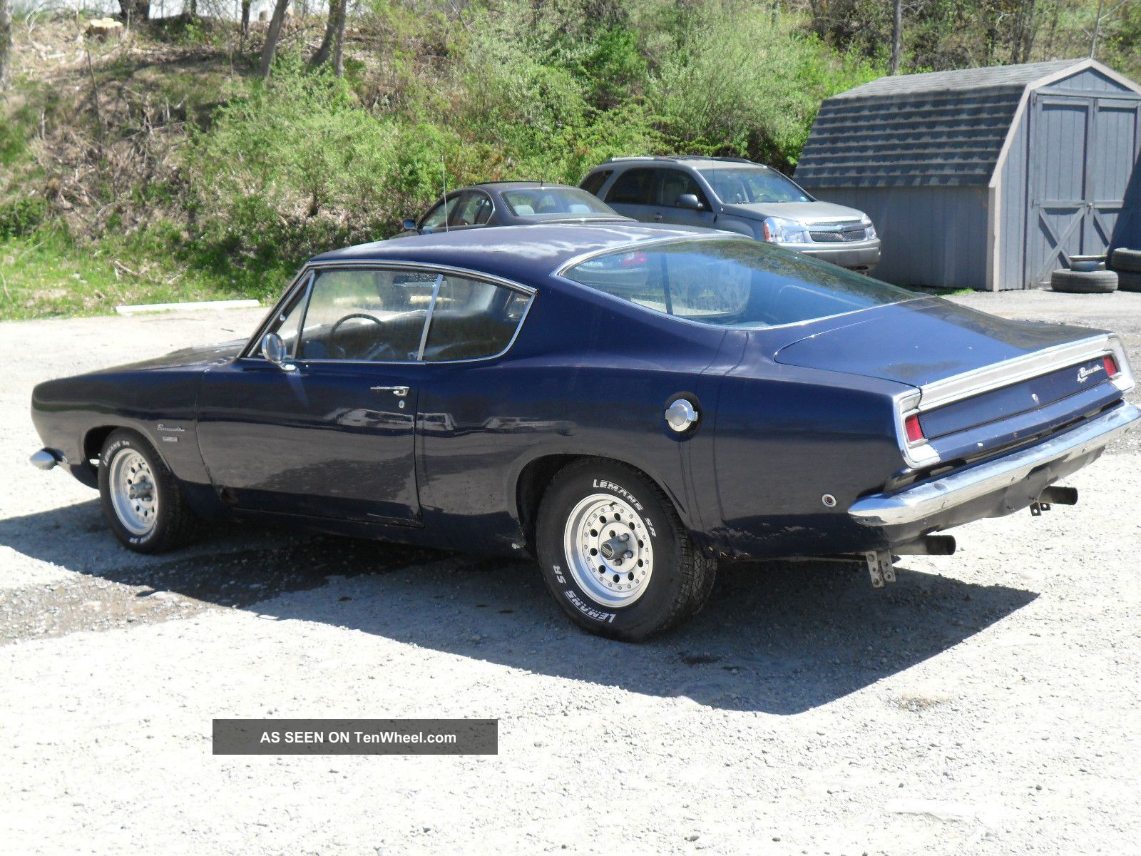 1968 Plymouth Barracuda Base 5 2l