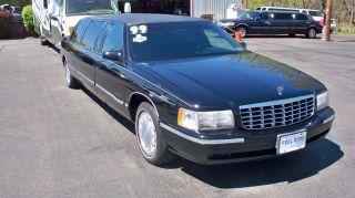 1999 Cadillac Limousine / Funeral Car photo