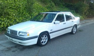 , Rust 1996 Volvo 850 Glt Sport Sedan,  Rblt Engine Runs & Drives Great photo