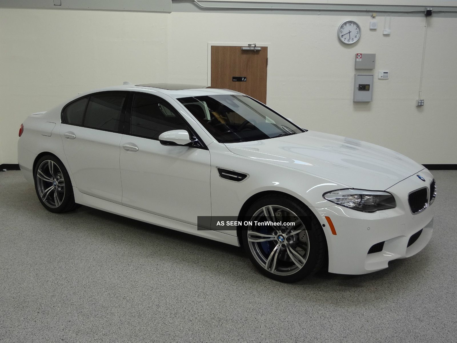 2013 bmw m5 rare 6mt executive package grand touring sport sedan. Black Bedroom Furniture Sets. Home Design Ideas