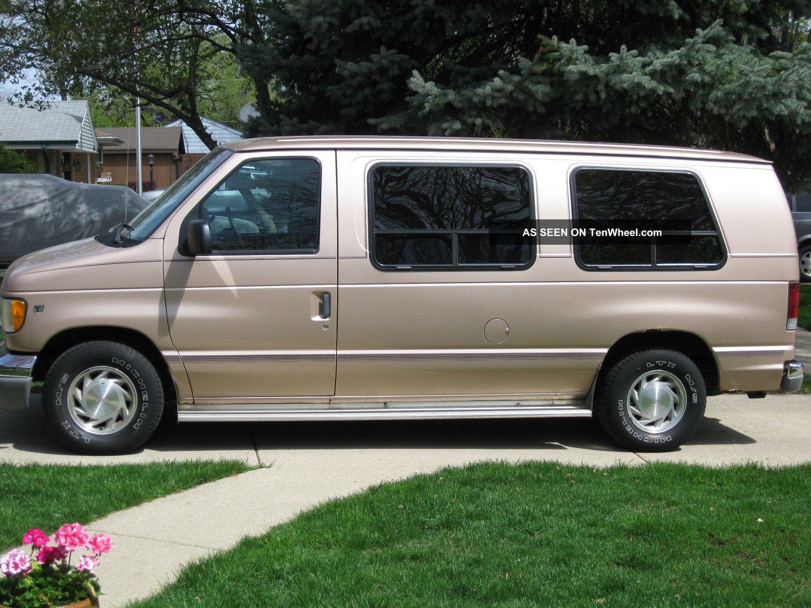 1997 Ford Econoline E 150