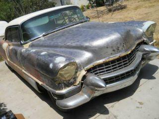 Cadillac Deville 1955 photo