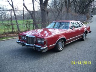 1979 Mercury Cougar Brougham 88k Run / Drives 5.  8 Mtr Needs Tlc Great 1st Car photo