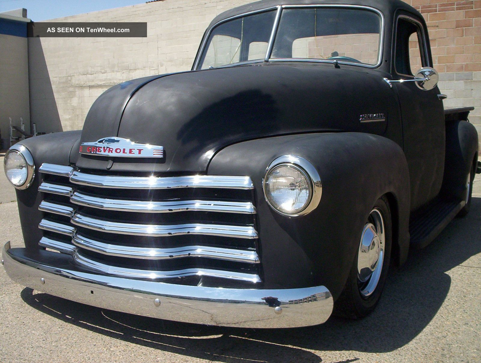 1951 Chevy Pickup 5 Window Rat Rod Other Pickups photo