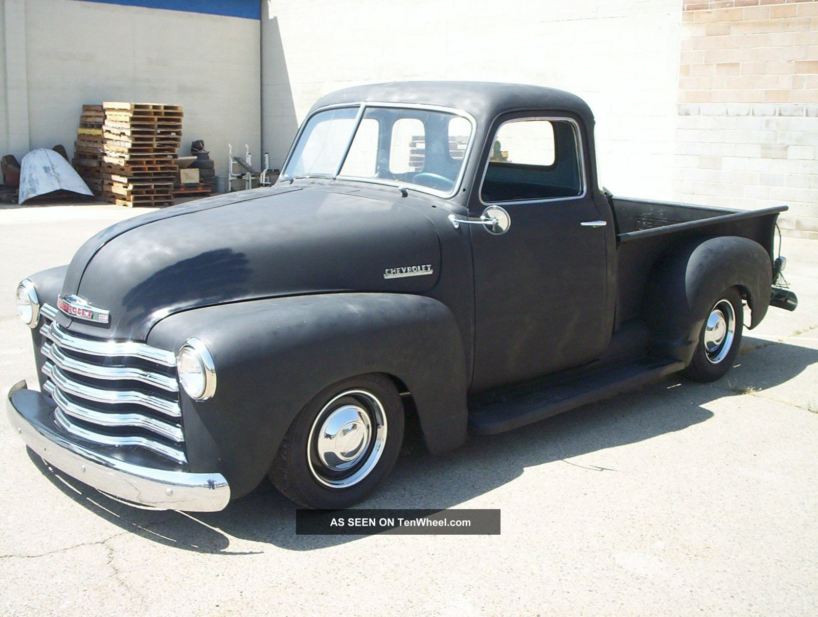 1951 chevy pickup 5 window rat rod for 1951 chevy 5 window pickup for sale