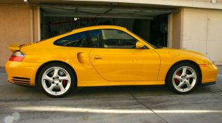 2003 Porsche 911 Turbo Coupe 2 - Door 3.  6l photo