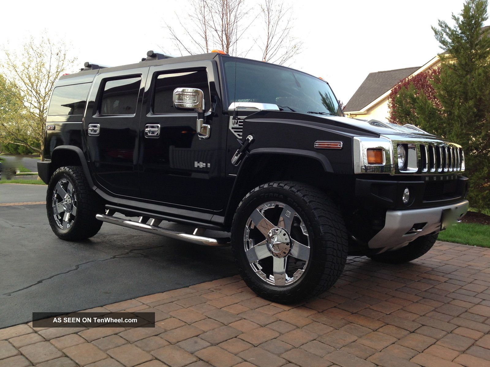 black hummer h2 cars - photo #31