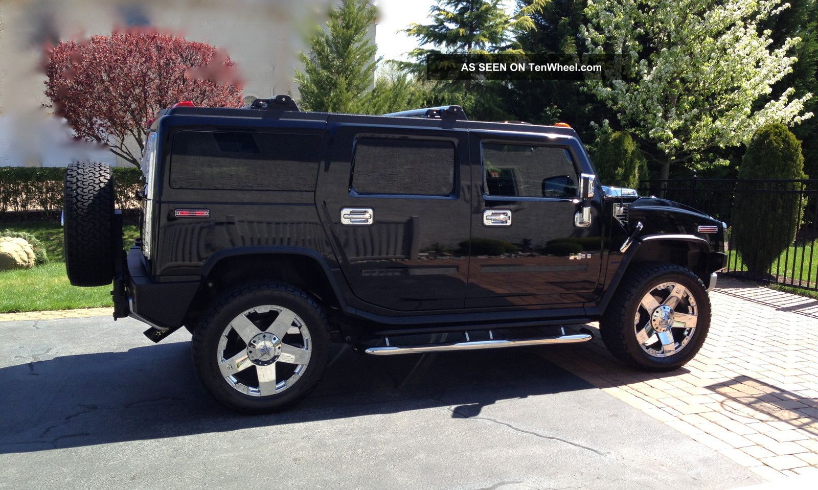 black hummer h2 cars - photo #42