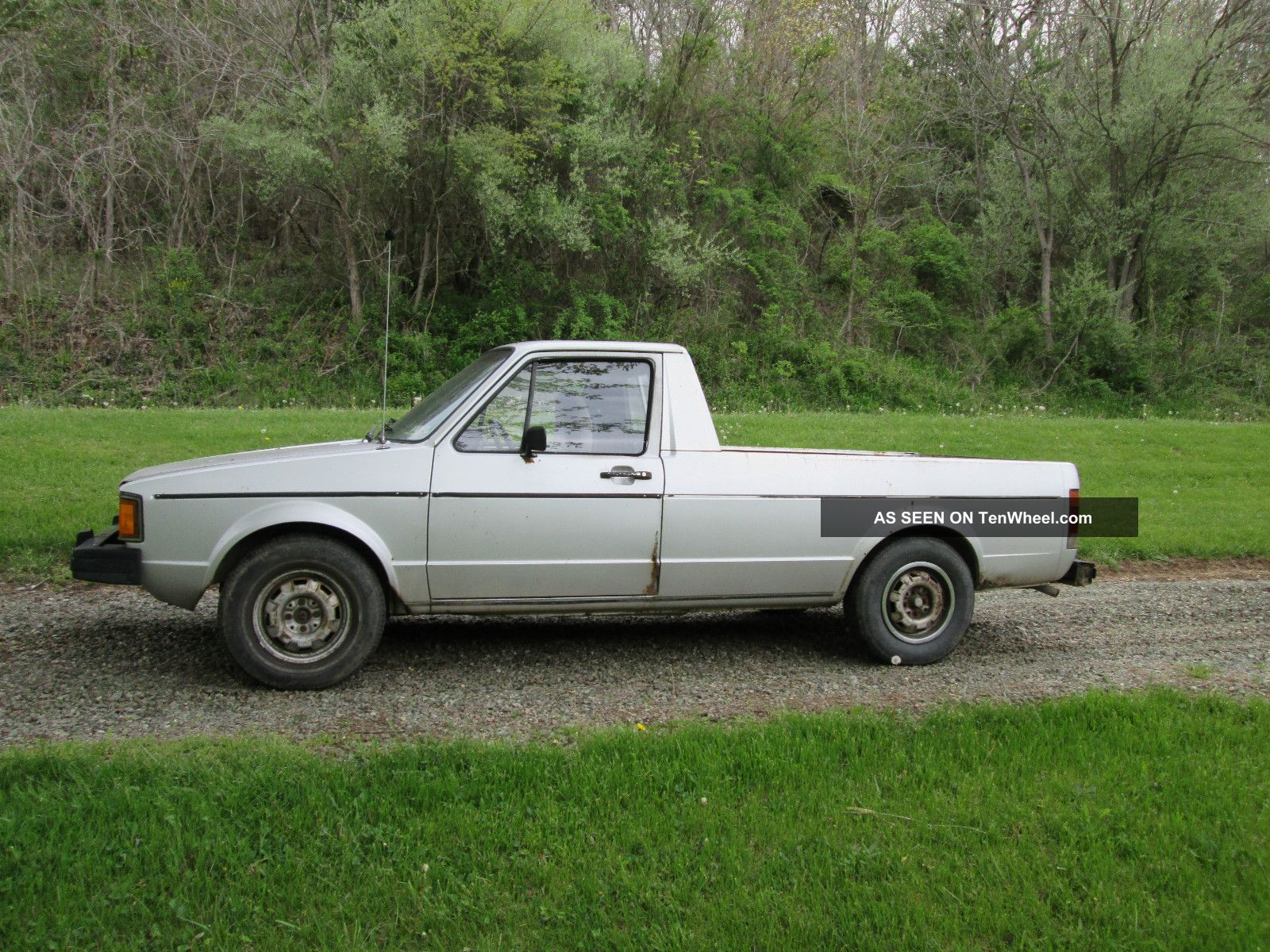 1982 Volkswagen Diesel Truck