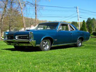 1966 Pontiac Gto Sedan