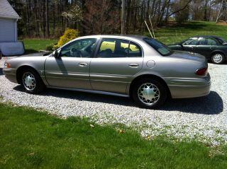 2003 Buick Lesabre Custom Sedan 4 - Door 3.  8l photo
