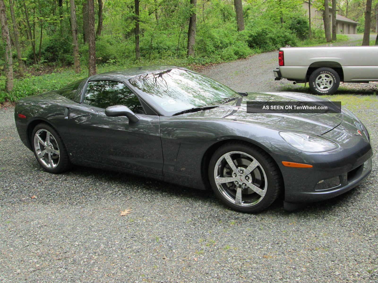 2009 Corvette Coupe Corvette photo