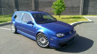 2004 Volkswagen R32 Hpa Ft465 Turbo photo