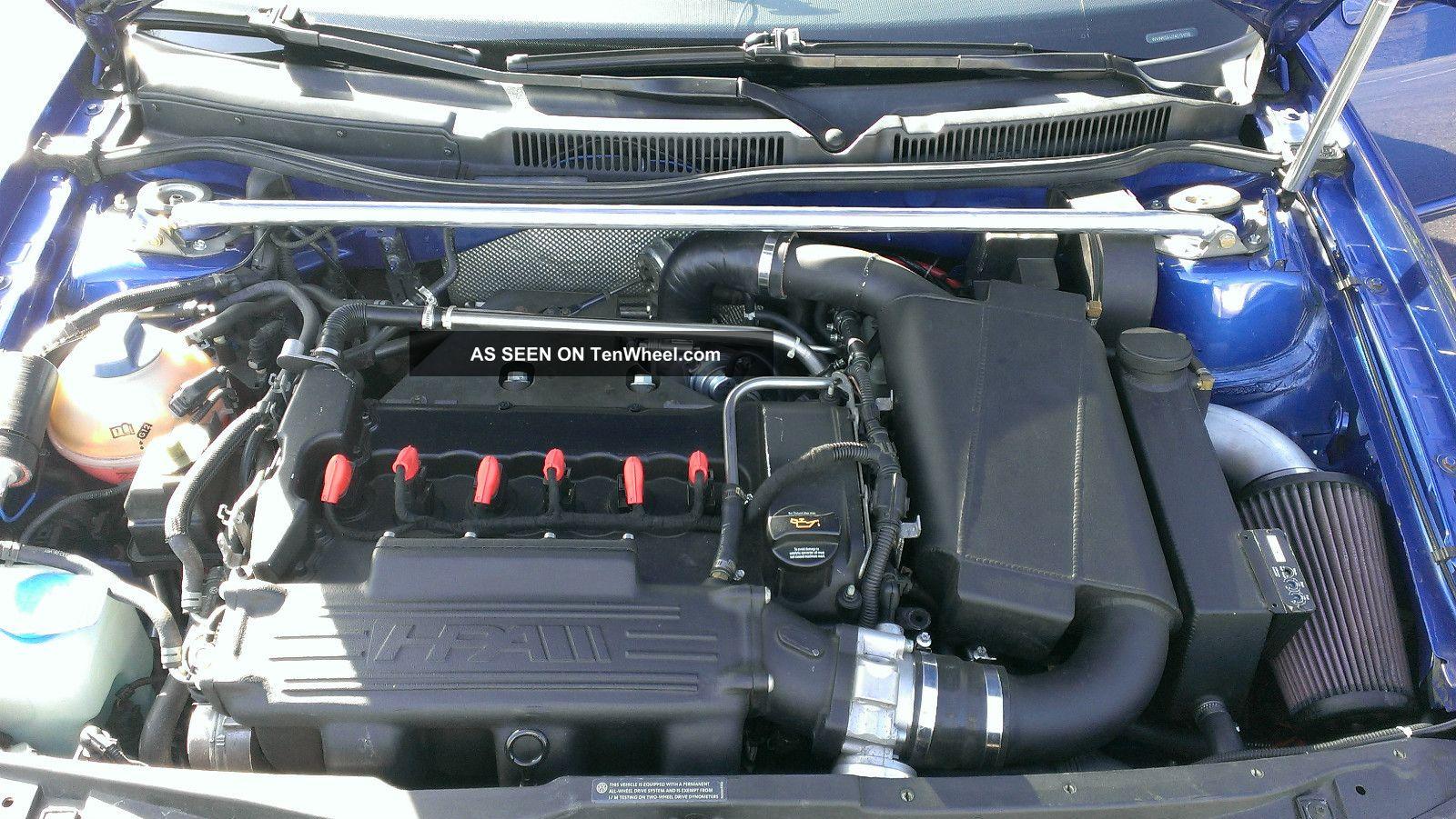 2004 volkswagen r32 hpa ft465 turbo. Black Bedroom Furniture Sets. Home Design Ideas